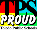Vector Of Tps Proud Note Bleeds With Toledo Public Schools Smaller